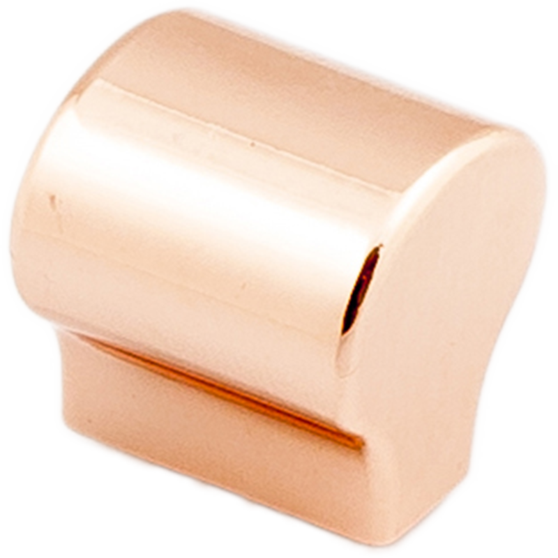 Castella Statement Terrace Bright Copper 19mm Knob 170 019 30