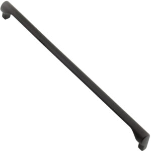 Castella Statement Terrace Matt Black 320mm D Pull Handle Sah 170 320 04 1