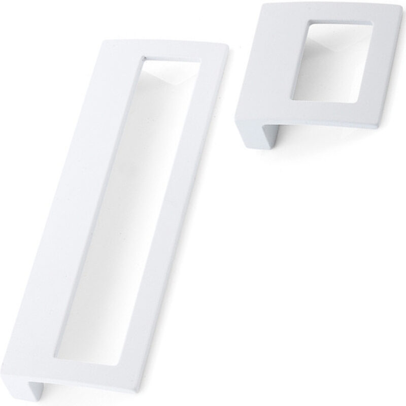 Furnware Dorset Cosenza Collection White Pull Handle Multi