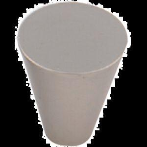 Furnware Dorset Evora Collection Satin Nickel 19mm Small Cone Knob