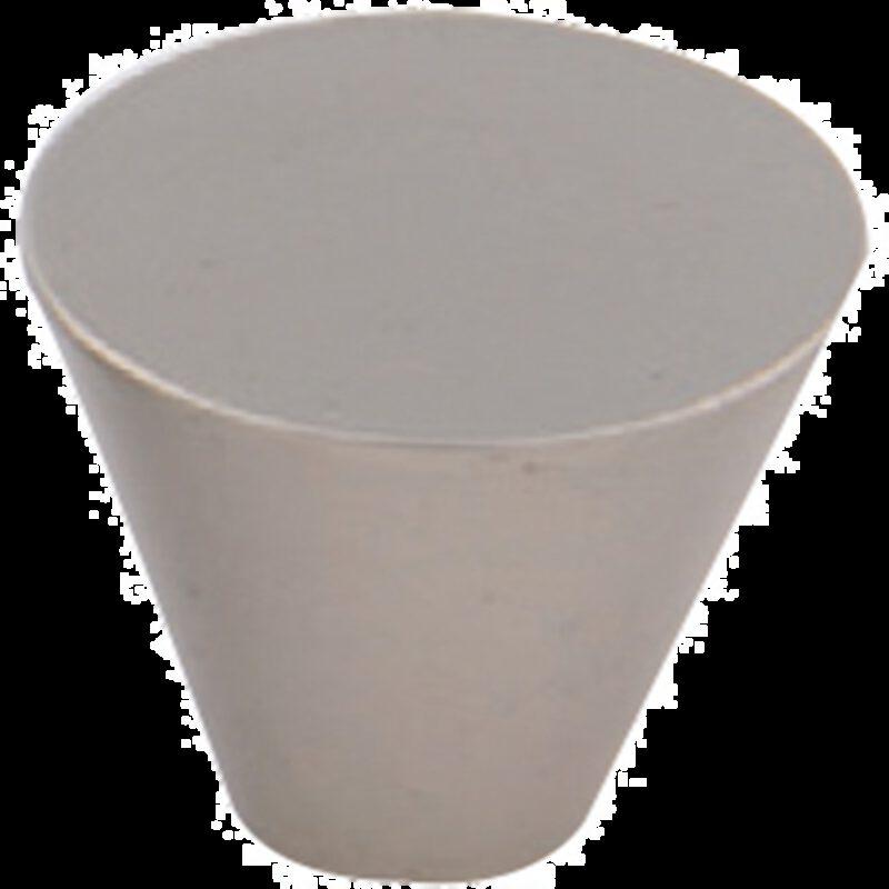 Furnware Dorset Evora Collection Satin Nickel 26mm Large Cone Knob