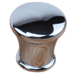 Chrome Plated 28mm Round Concave Edge Knob Fdm 7057 28 Cp Ch