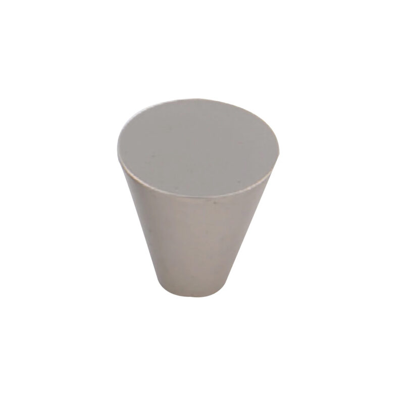Furnware Dorset Evora Satin Nickel 26mm Cone Knob Dst Dc1226 Sn 1