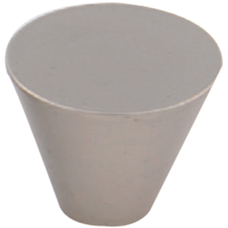 Furnware Dorset Evora Satin Nickel 26mm Cone Knob Dst Dc1226 Sn 2