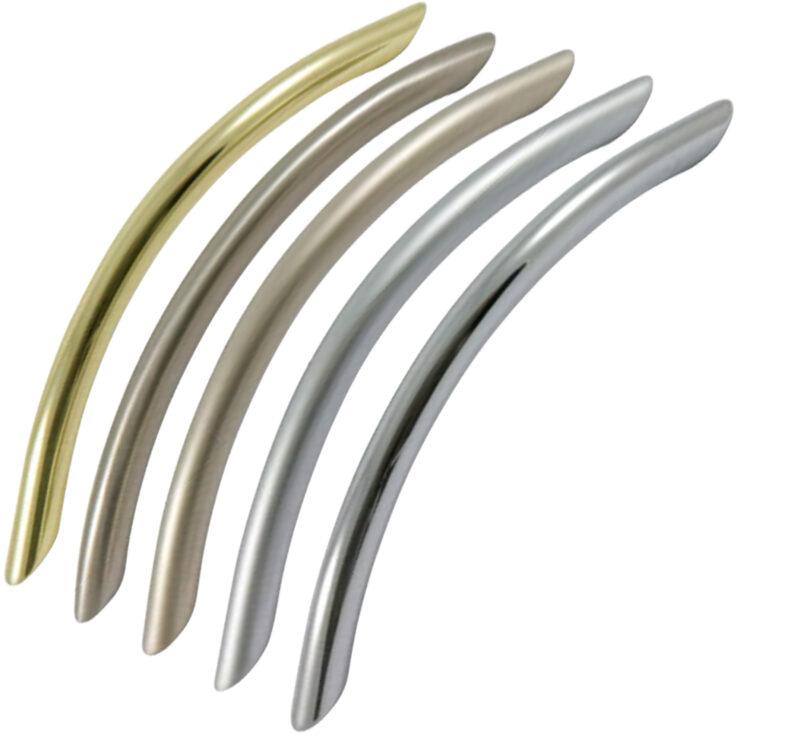Furnware Dorset Locarno Collection 128mm Bow Handles Multi