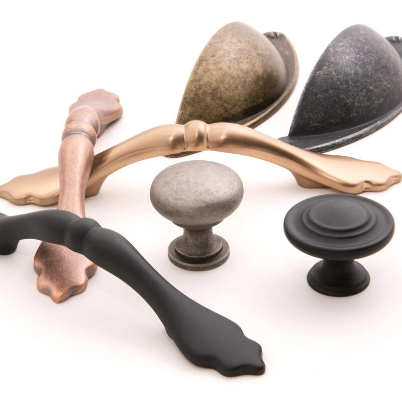 Furnware Dorset Florencia Collection Handles Knobs