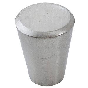 Furnware Dorset Aluminium 22mm Cone Knob Dc1220