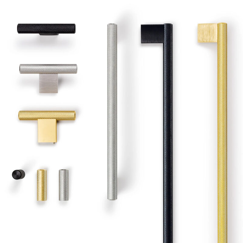 Furnware Dorset Graf D Pull Handle Collection