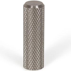 Furnware Graf 10mm Dull Brushed Nickel Cylinder Knob Dst G0430 010 Bdr Fg