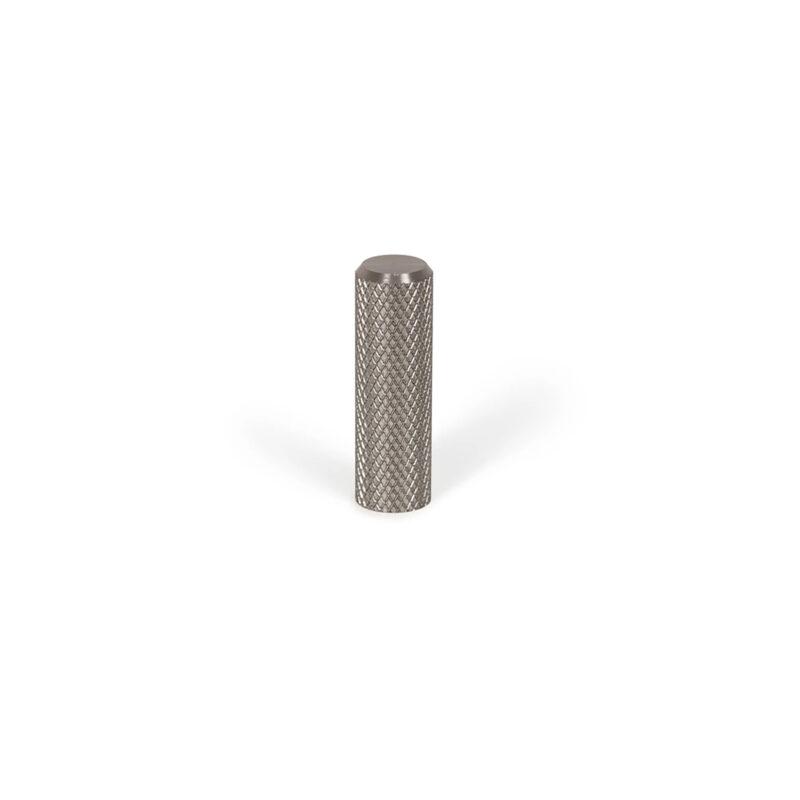 Furnware Graf 10mm Dull Brushed Nickel Cylinder Knob Dst G0430 010 Bdr Fg2